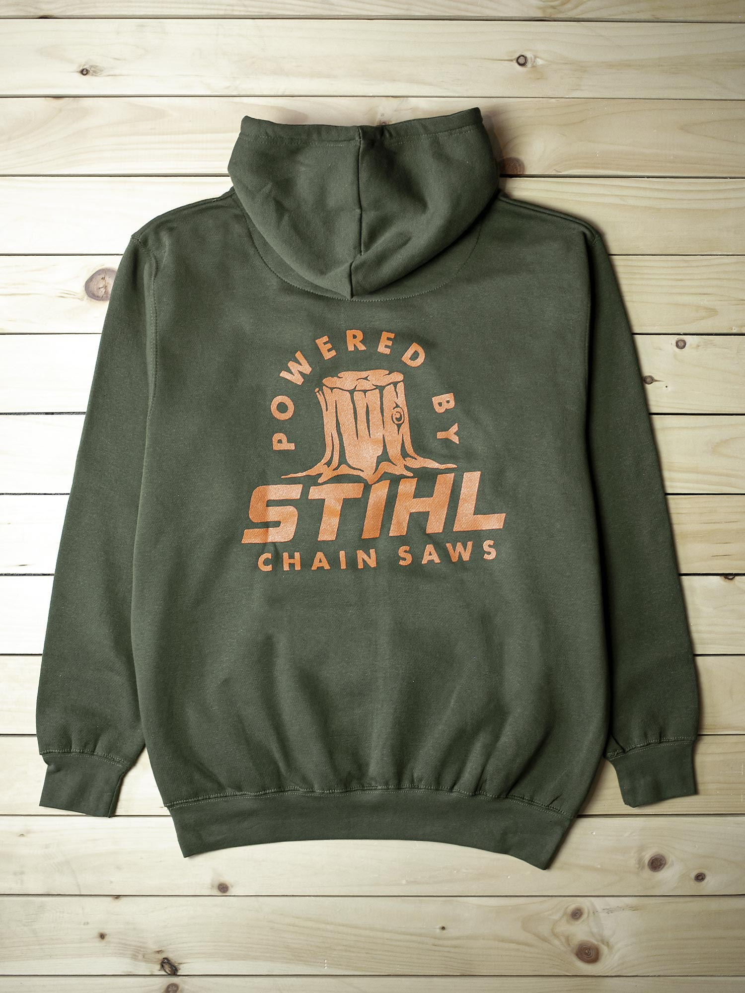 Powered By STIHL Hooded Sweatshirt