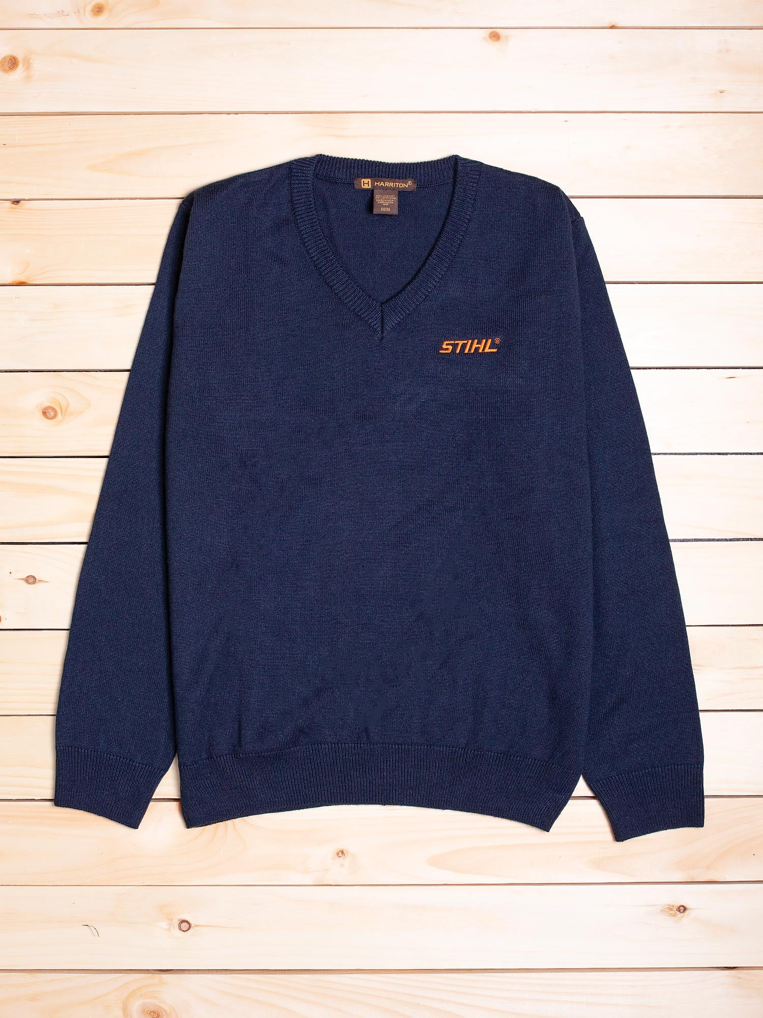 Ladies STIHL V-Neck Sweater