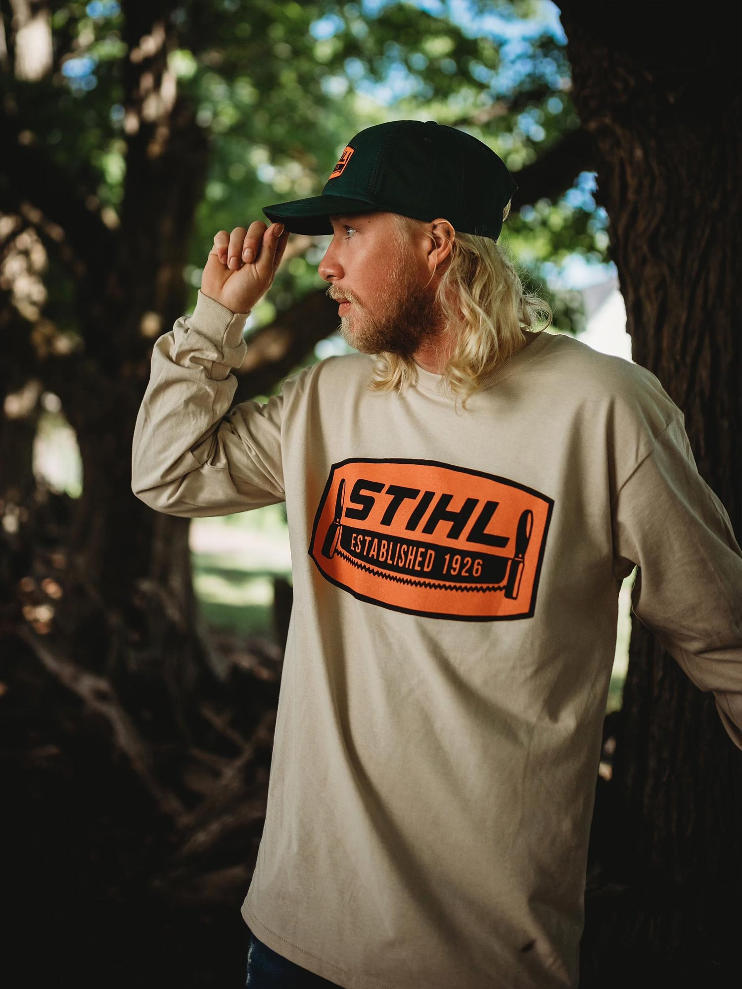STIHL Establish 1926 Long Sleeve Shirt