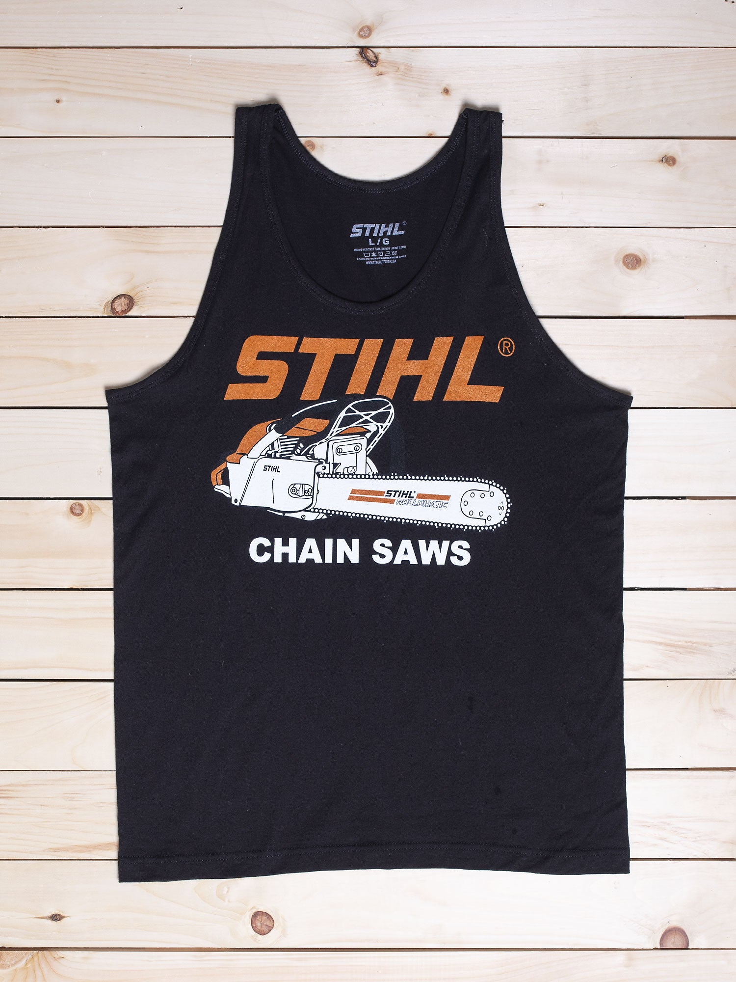 STIHL CHAIN SAWS TANK TOP