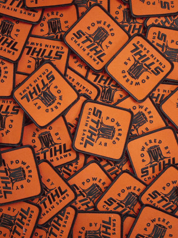 Patch thermocollant Powered By STIHL
