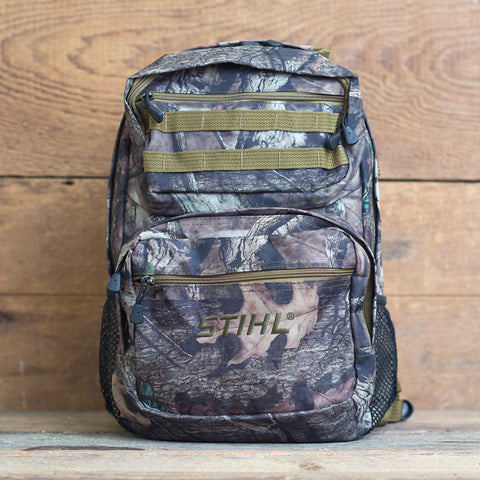 STIHL Heavy Duty Mossy Oak Backpack