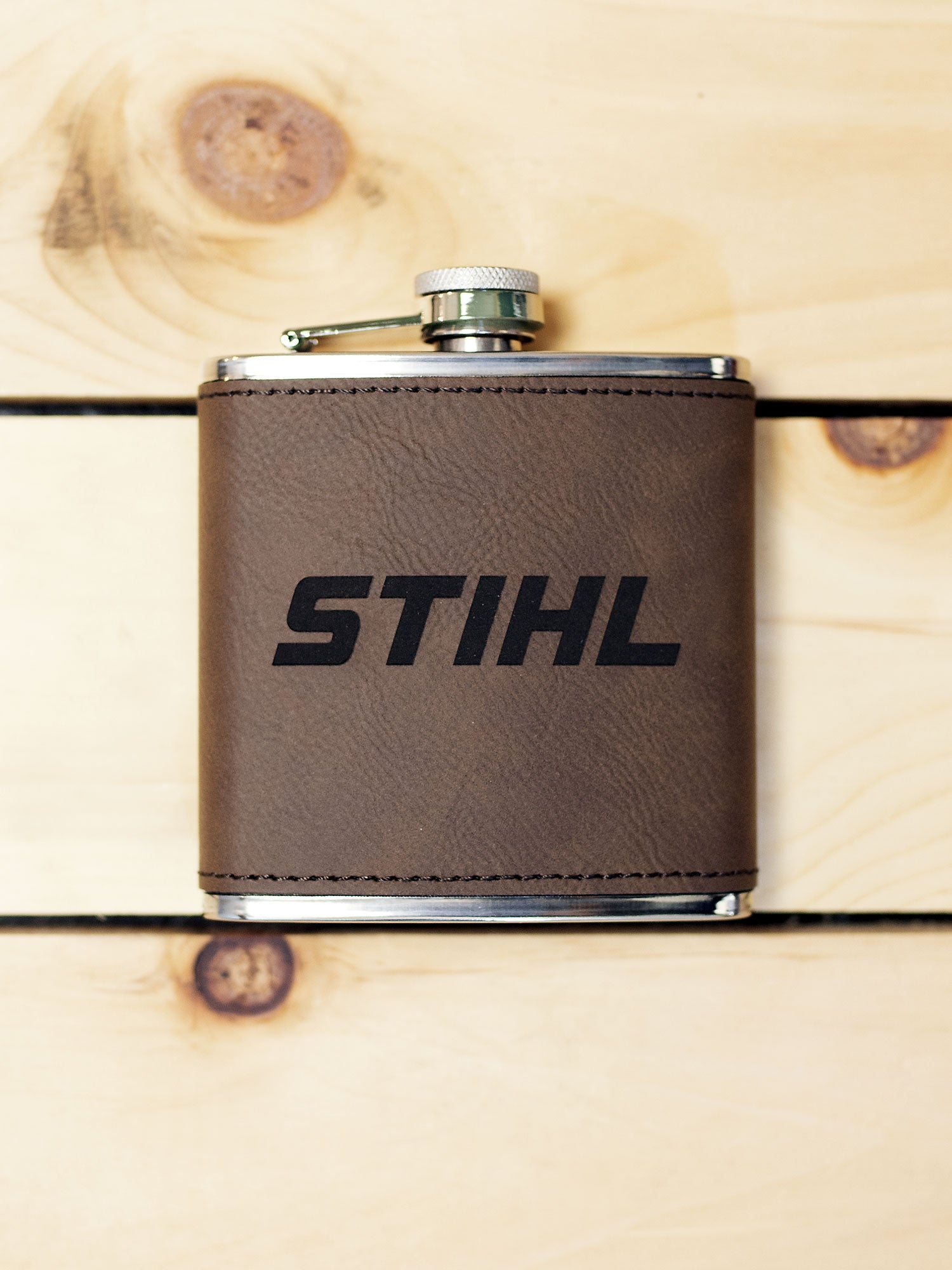STIHL 6oz. Hip Flask