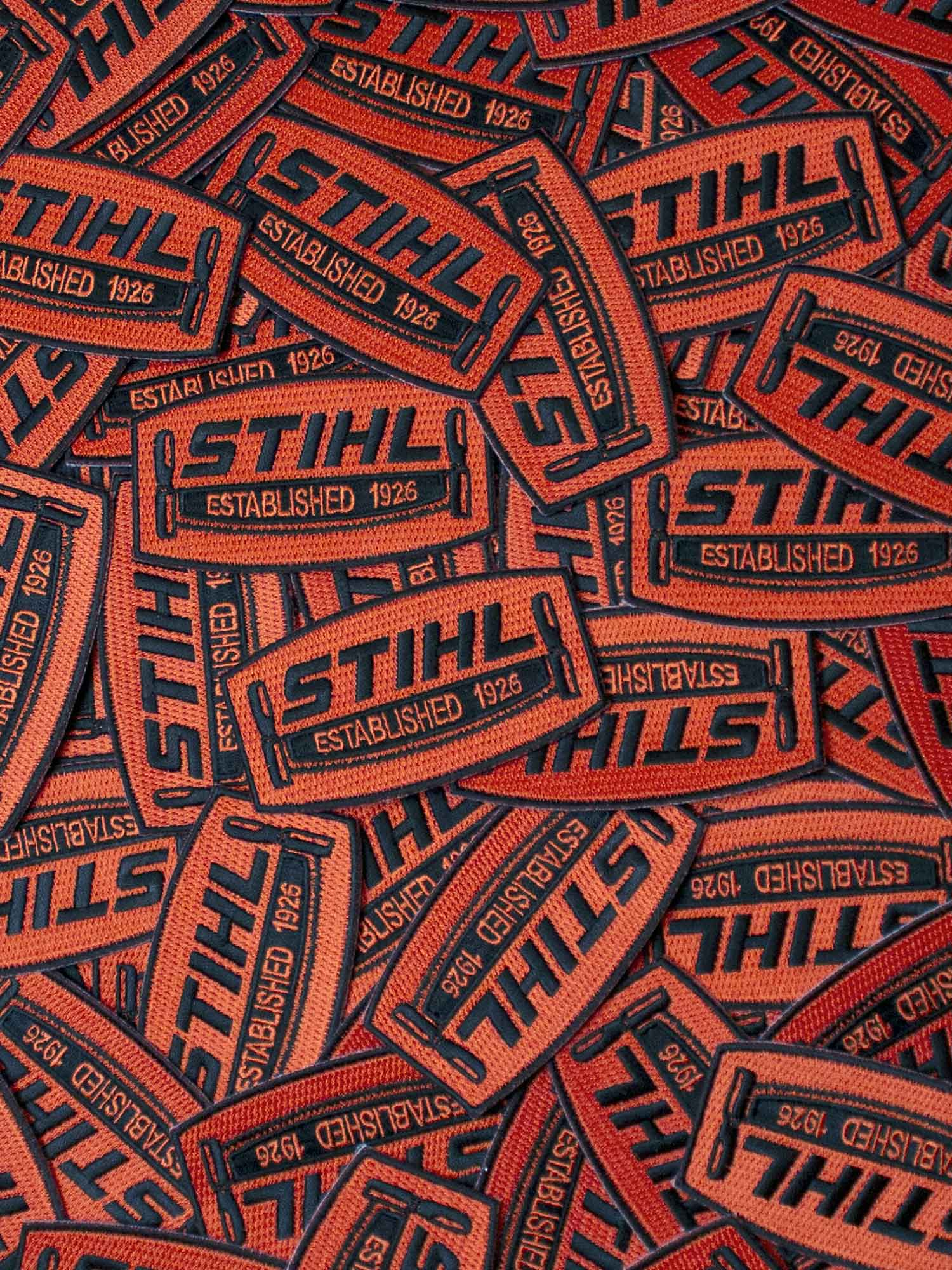Patch de 1926 créé par STIHL