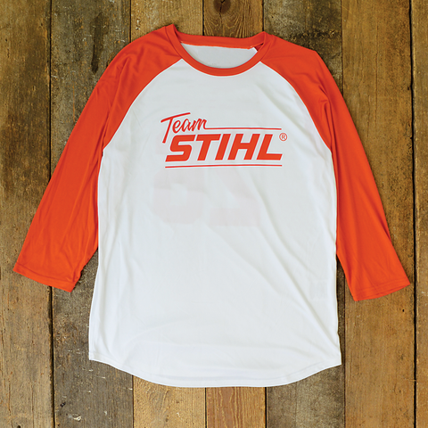 Team STIHL Baseball Shirt