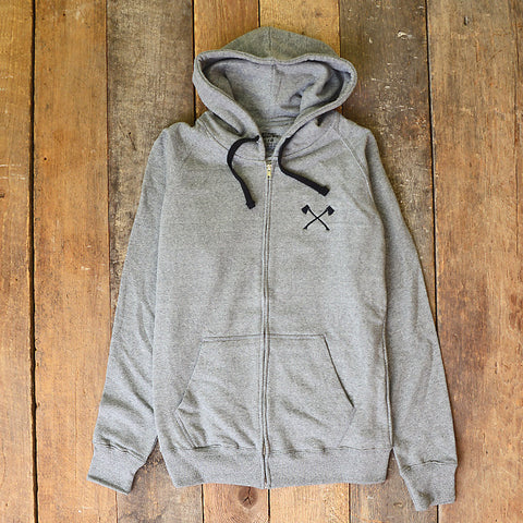 STIHL TIMBERSPORTS ZIP HOODED SWEATSHIRT