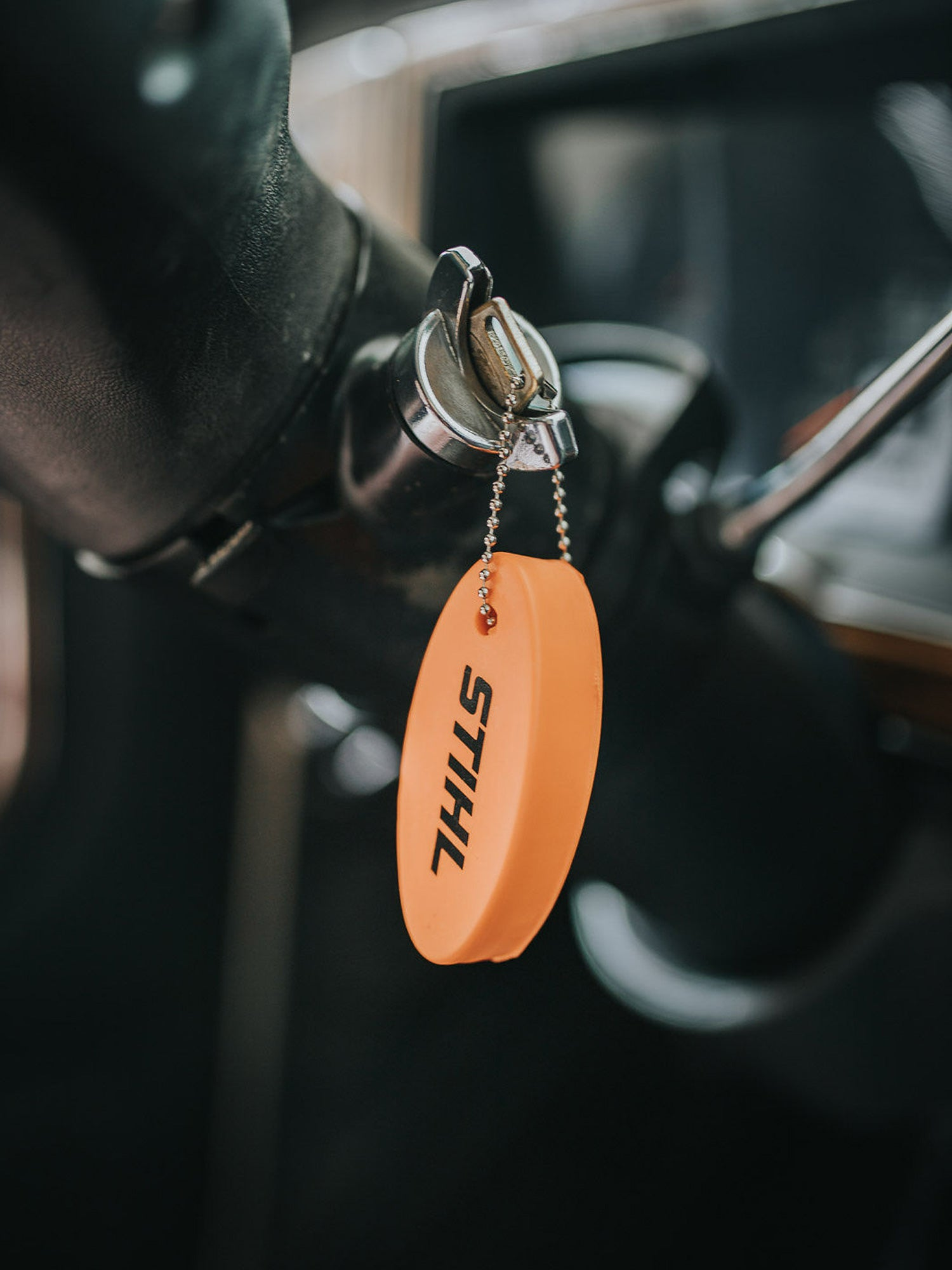 STIHL Soft Floater Keychain