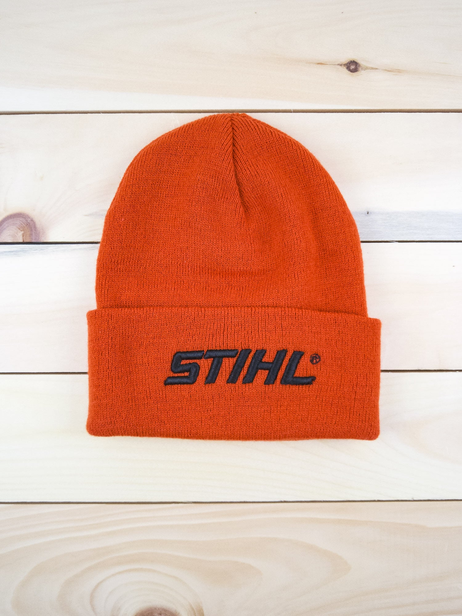 Tuque Orange STIHL