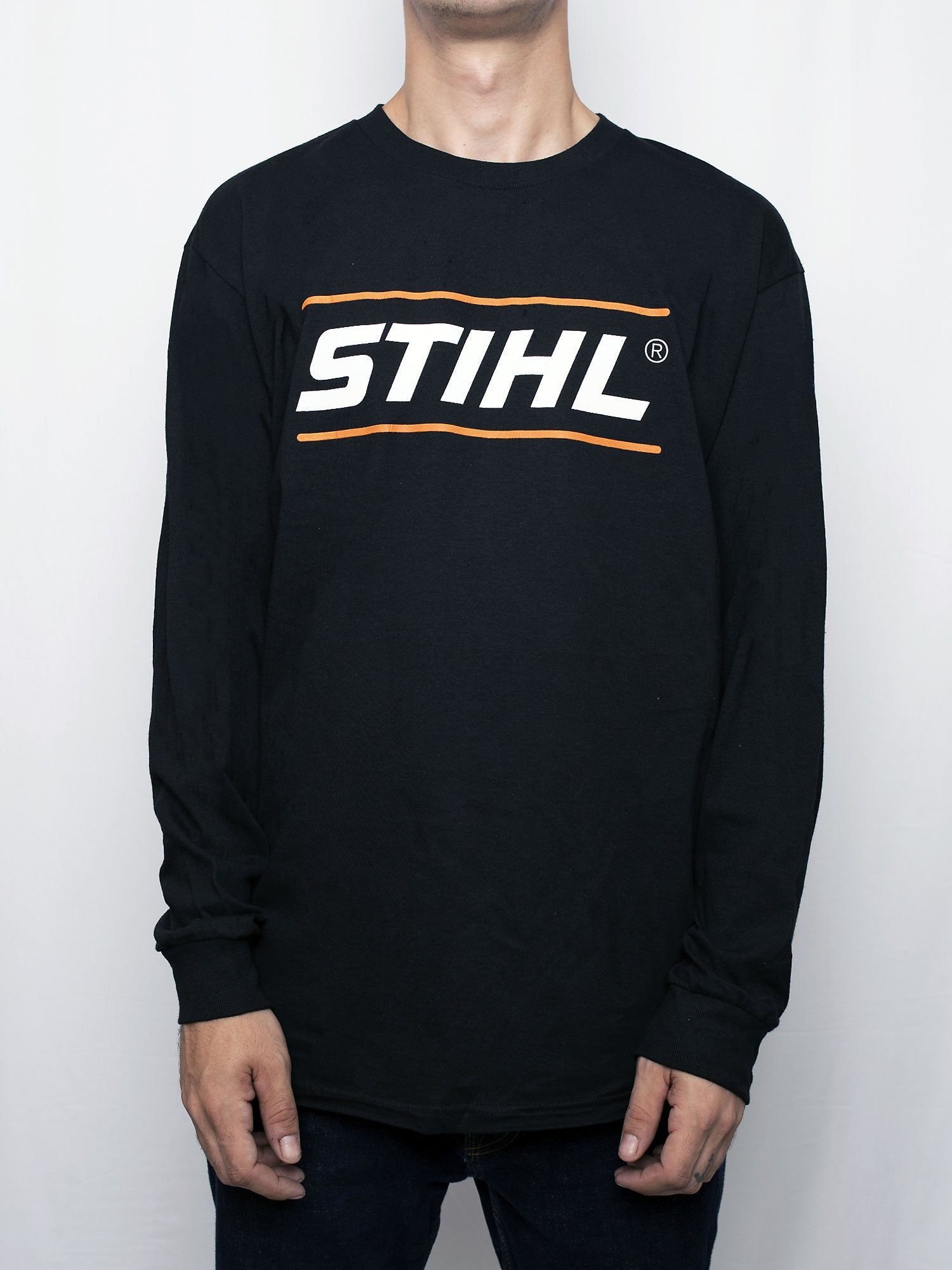 STIHL Heavyweight Long Sleeve Shirt