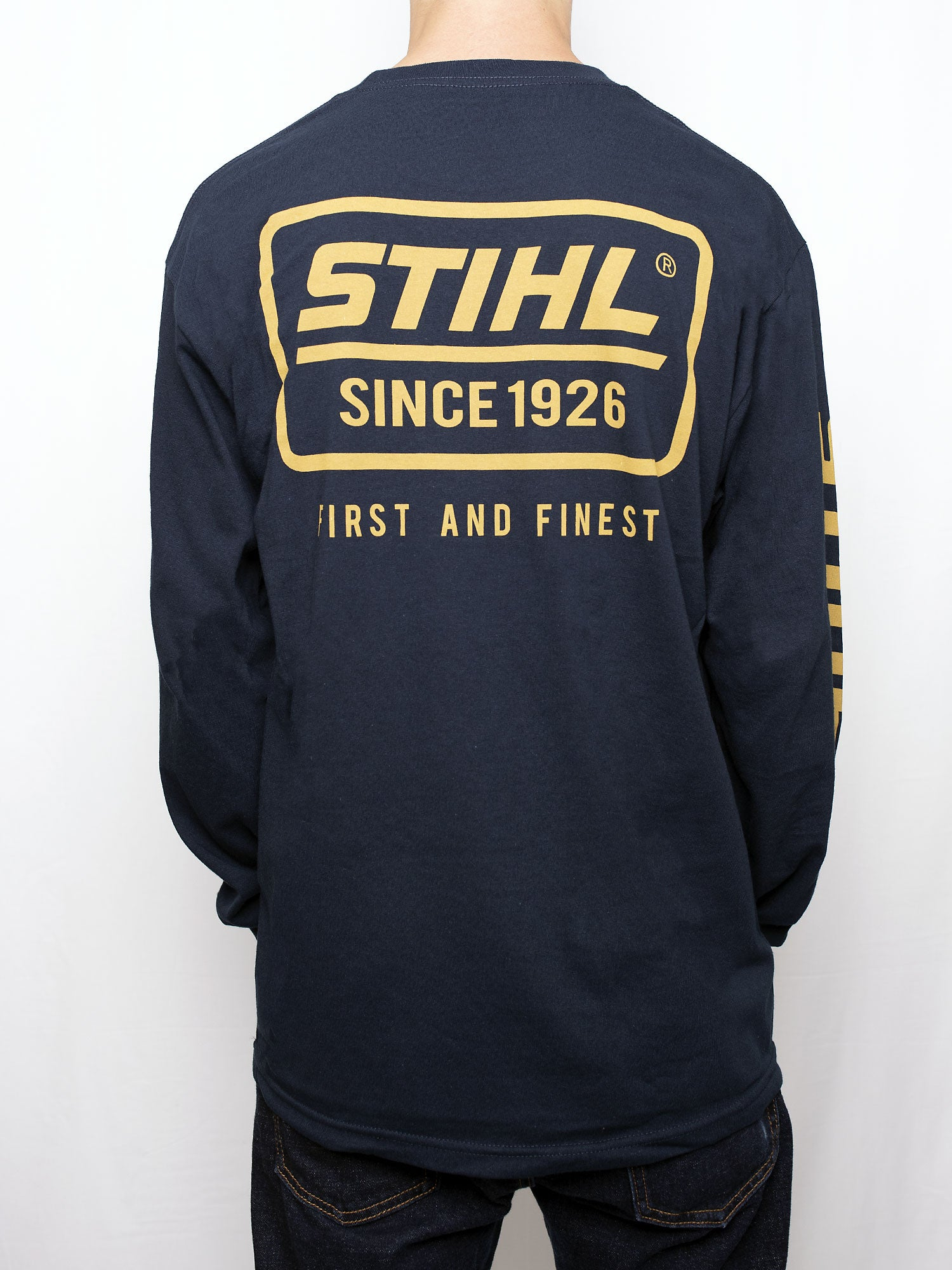 STIHL SINCE 1926 LONG SLEEVE SHIRT