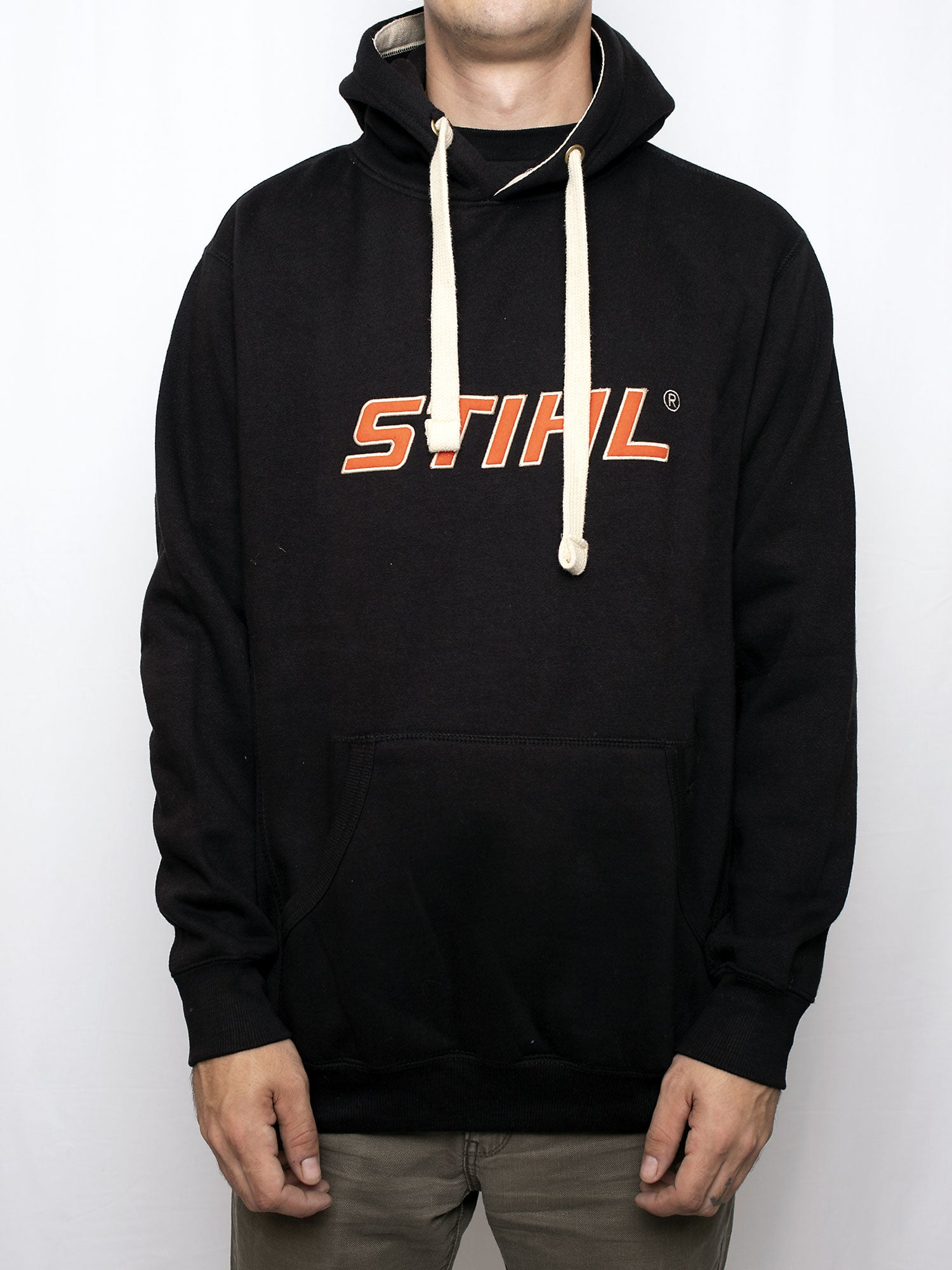 STIHL Super Heavyweight Hooded Sweatshirt