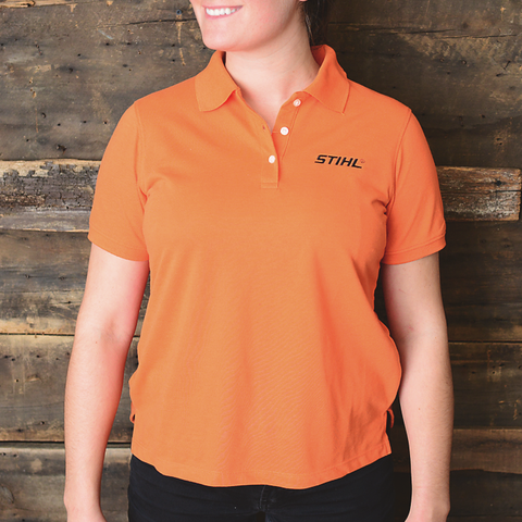 Ladies STIHL SHORT-SLEEVE POLO