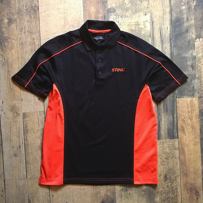 STIHL FUSE SNAG PROTECTION PLUS COLORBLOCK POLO - wholesale