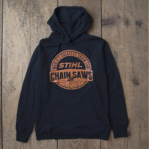 STIHL Chain Saws Hooded Sweatshirt