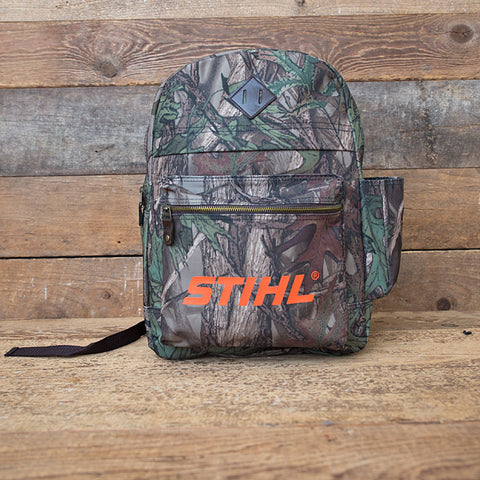 STIHL Camo Computer Backpack