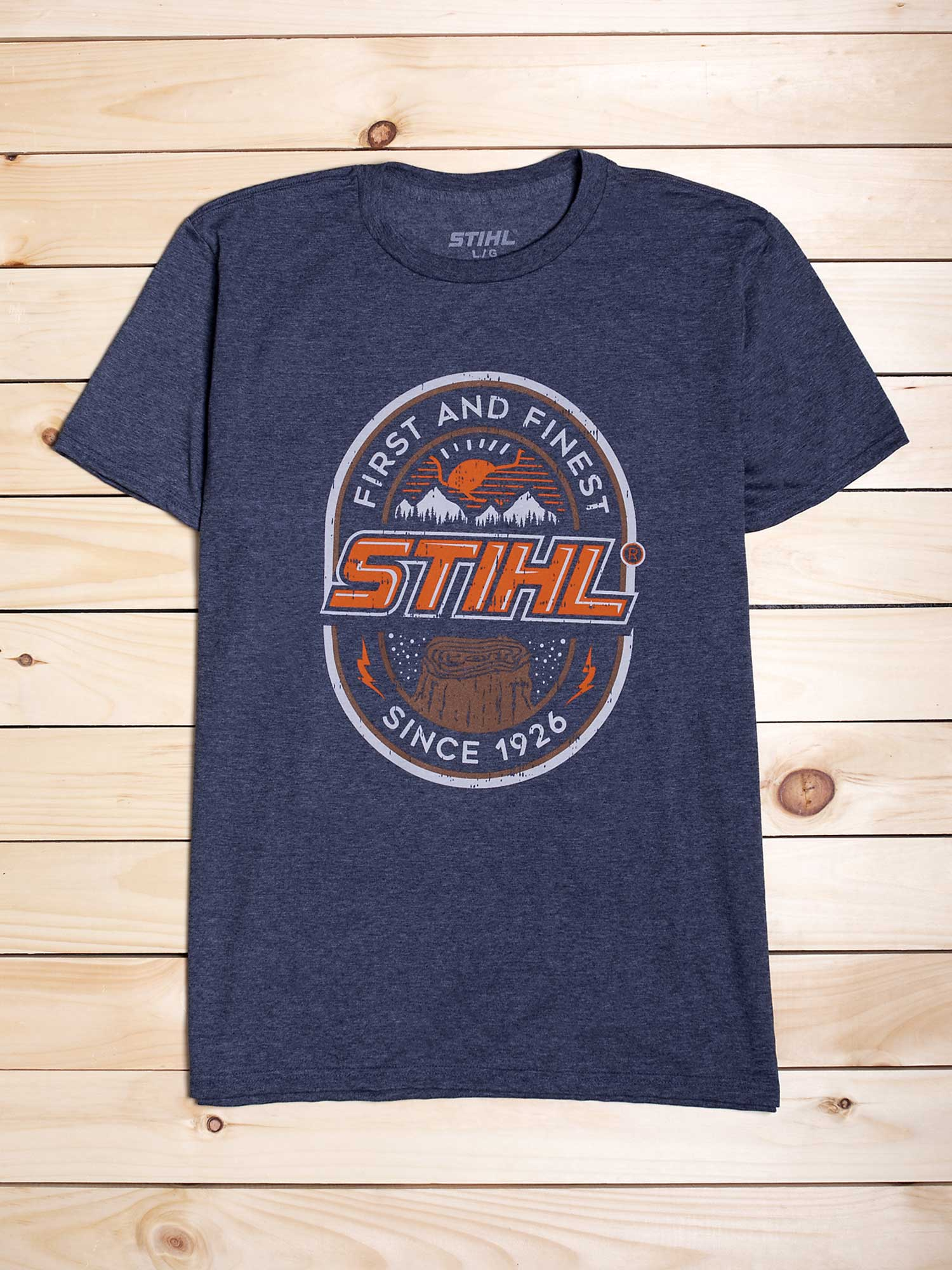 STIHL FIRST AND FINEST SHIRT