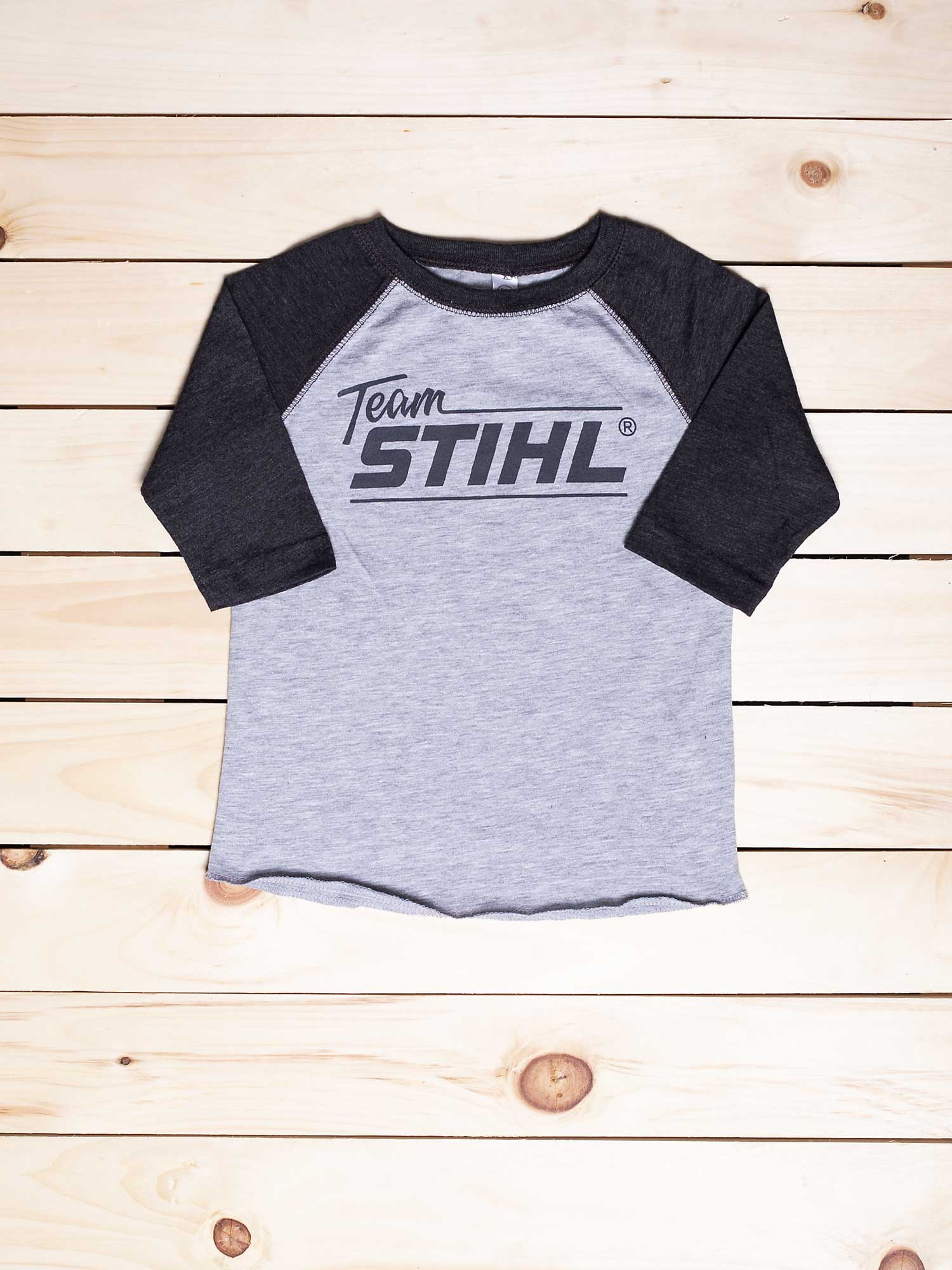 STIHL Toddler Baseball Tee