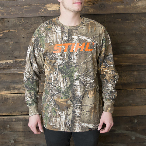 STIHL Realtree Long Sleeve Shirt