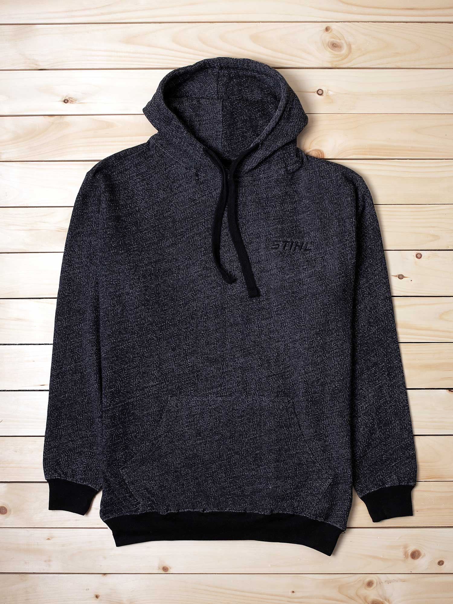 STIHL Marled Hooded Sweatshirt
