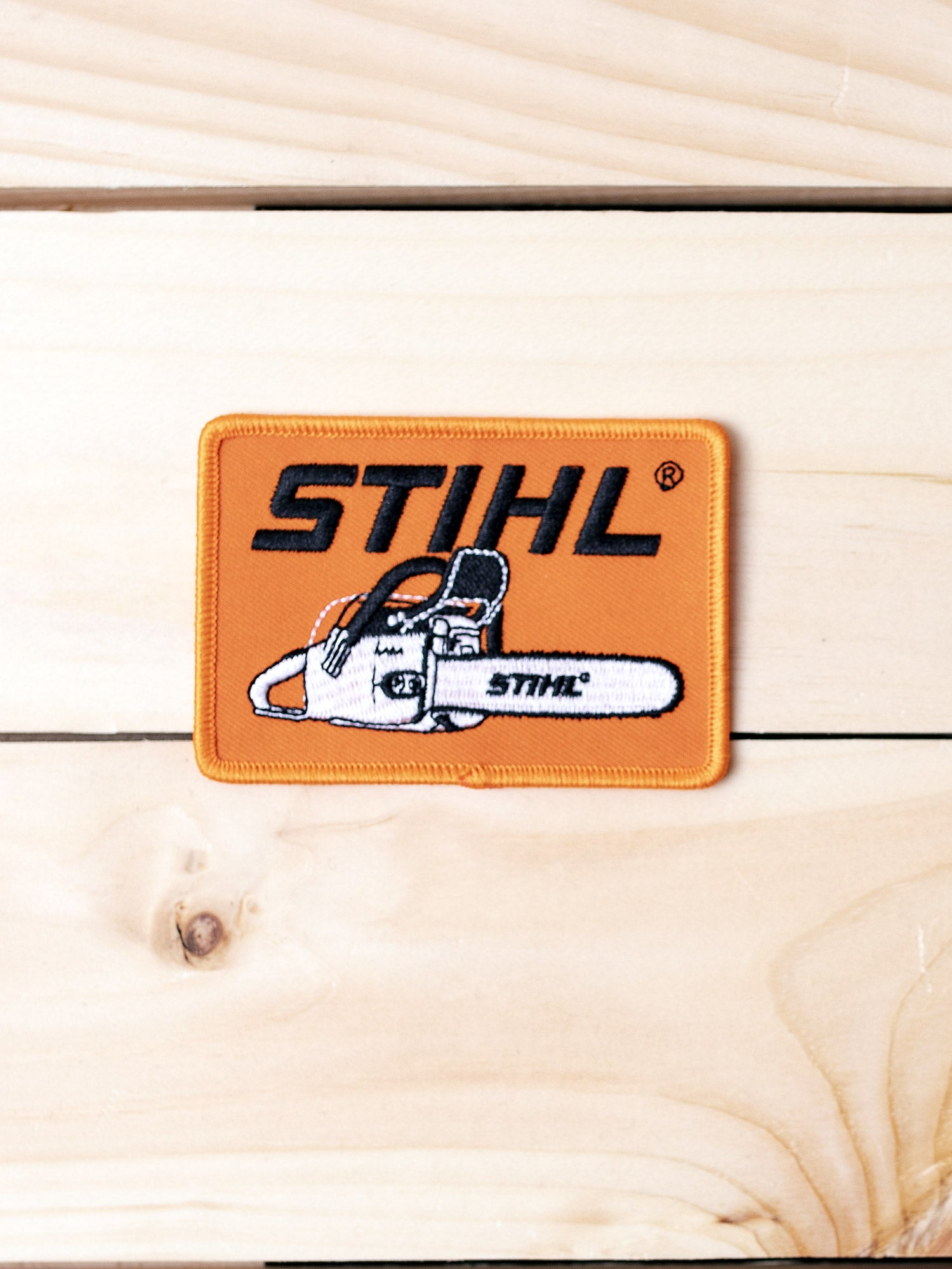 Patch thermocollant STIHL