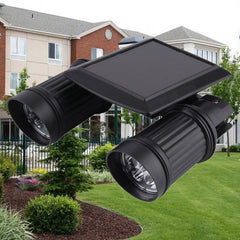 Solar Powered LED PIR Motion Sensor Outdoor Security Light - Online Lighting - 1
