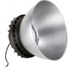 LED Circular High Bay 120-277V 140W-200W with Reflector - Online Lighting