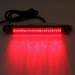 Universal Car / SUV Auto 12V Red LED High Mount Third Brake Tail Light Lamp - Online Lighting - 1