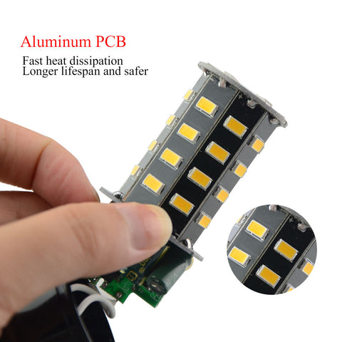 High Lumen LED  Corn Bulb light E27 E14