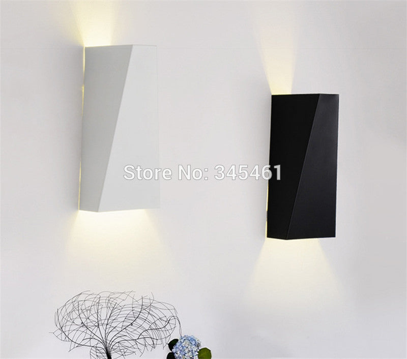 ... Metal Wall Sconce LED (Up / Down) ... & Metal Wall Sconce LED (Up / Down) | Online Lighting azcodes.com