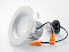 "3"" & 4"" High CRI Low Cost Dimmable Retrofit Downlight - Online Lighting - 1"