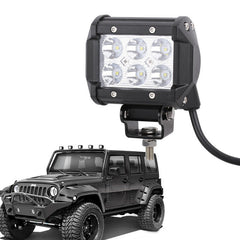 "4""  LED Offroad / Boat  Light - Online Lighting - 1"