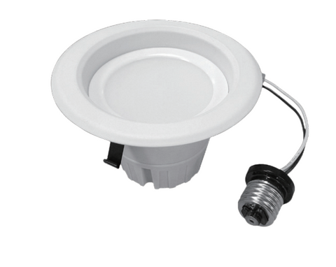 "(C4-15YYZZ)  Commercial LED Down Light, 4"", 15W"