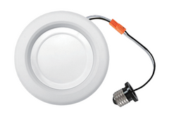 "(C4-15YYZZ)  Commercial LED Down Light, 4"", 15W - Online Lighting - 1"