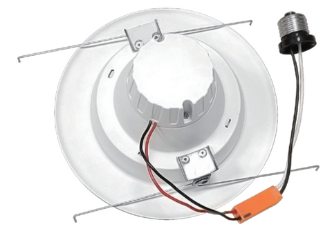 "(C8-45YYZZ)  Commercial LED Down Light, 8"", 45W"