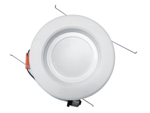 "(C6-20YYZZ)  Commercial LED Down Light, 6"", 20W"