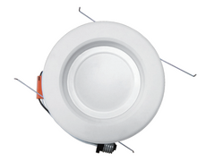 "(C6-20YYZZ)  Commercial LED Down Light, 6"", 20W - Online Lighting - 1"