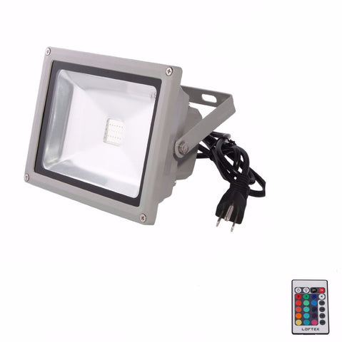 RGB LED FloodLight / Spotlight (High Power)