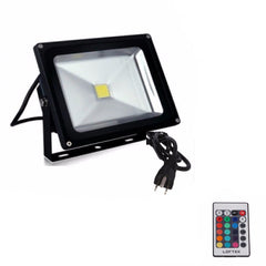 RGB LED FloodLight / Spotlight (High Power) - Online Lighting - 1