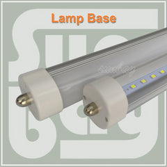 8ft  LED TUBE single pin FA8 (case of 75) - Online Lighting - 1
