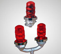 L-810 Single & Dual  Obstruction Lights - Online Lighting - 1