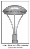 Legacy Post Top Architectural LED