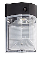 (E359489) 17/25 Watt AC 120-277V LED Wall Mount Light Clear Lens - Online Lighting