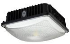 (E359489) 30/45/70 Watt AC 100-277V LED Canopy - Online Lighting