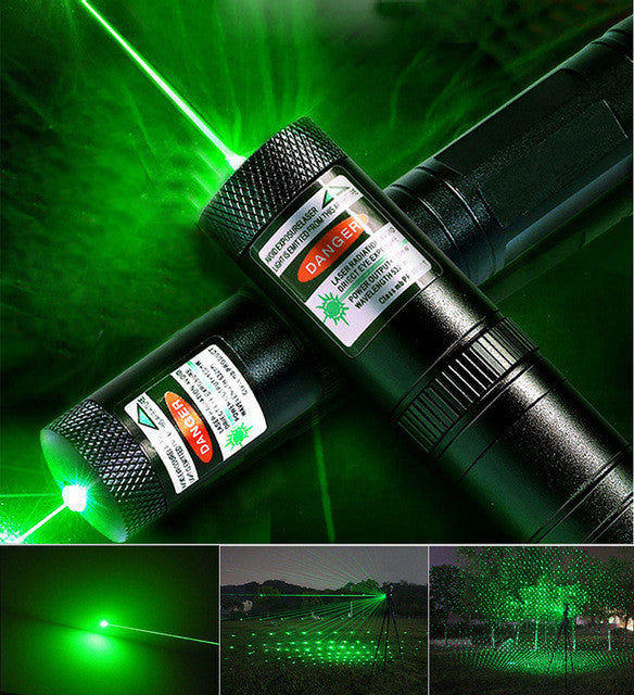 High Power Green Laser Pointer Pen | Online Lighting