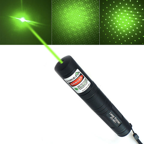 High Power Green Laser Pointer Pen