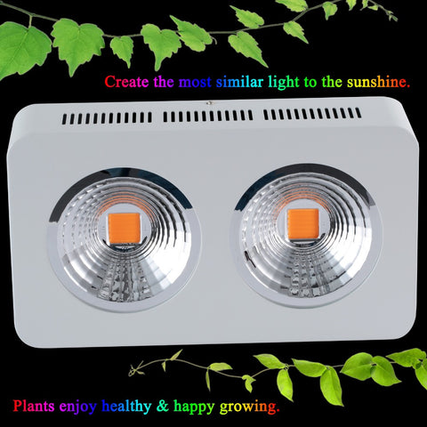 High Power Full Spectrum Led Grow Lights 400W for Hydroponic and Medical plant cultivation