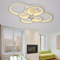 Modern Ceiling dimmable LED with remote control - Online Lighting - 1