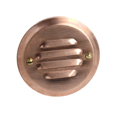 (SPJ-767R-LED) 1W Recessed Deck Light Raw Copper - Online Lighting