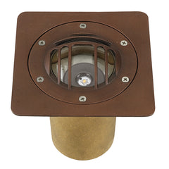 (SPJ-CBWL-ST/CG) Grill & Square Trim Options for CBWL Fixtures - Online Lighting