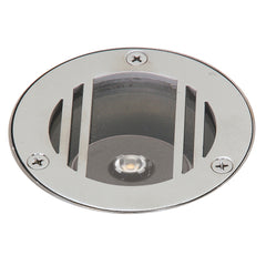 (SPJ-MW-1000-GR) 2/3/6W LED ADJ. Mini Accent Light with Grate - Online Lighting